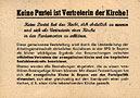 Flugblatt, Grosse Ansicht, Seite 2